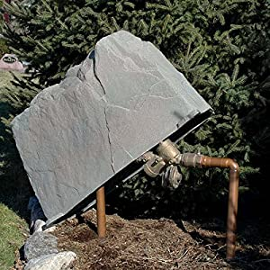 Artificial Rock - Large Backflow Cover