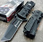 U.S. MARINES Knife Licensed USMC MARI...