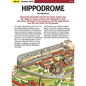 Hippodrome in Constantinople (Istanbul)