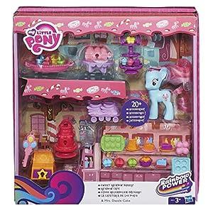 My Little Pony Rainbow Power Mrs Dazzle Bakery Playset