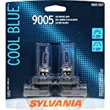Sylvania 9005 CB Cool Blue Halogen Headlight Bulb (High Beam), (Pack of 2)