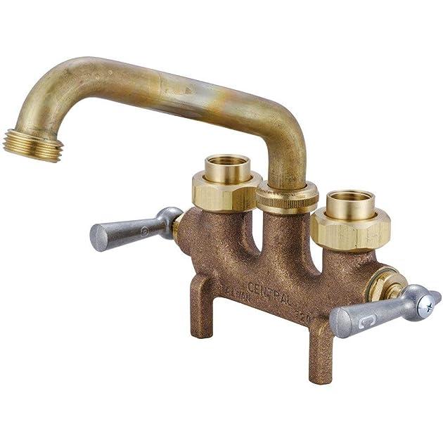 central faucet