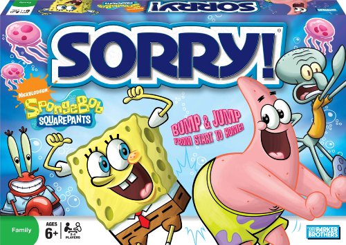 Sorry Spongebob Squarepants Edition