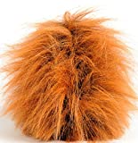 XIDAJE New Pet Costume Lion Mane Wig for Cat Halloween Clothes
