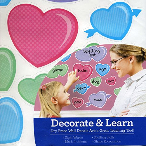 ArtSkills - Dry Erase Wall Decals - Decorate And Learn (Spring) - 1
