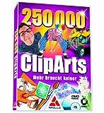 Software - 250000 ClipArts - Mehr braucht keiner  (DVD-ROM)