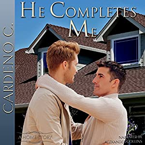 he completes me audiobook cover