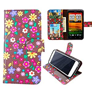 DooDa PU Leather Wallet Flip Case Cover With Card & ID Slots & Magnetic Closure For Samsung Galaxy Grand Duos / Grand Neo