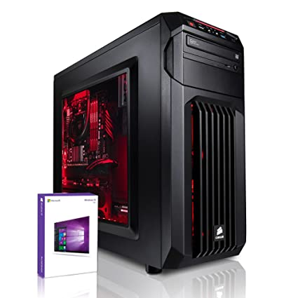 Megaport PC Gamer Intel Core i5-6500 4x 3.2GHz • GeForce GTX960 • 16Go DDR4 2133 MHz • 1 To • Win 10 • WiFi • ordinateur de bureau pc gaming pc de bureau ordinateur gamer ordinateur pas cher