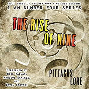 The Rise of Nine | [Pittacus Lore]