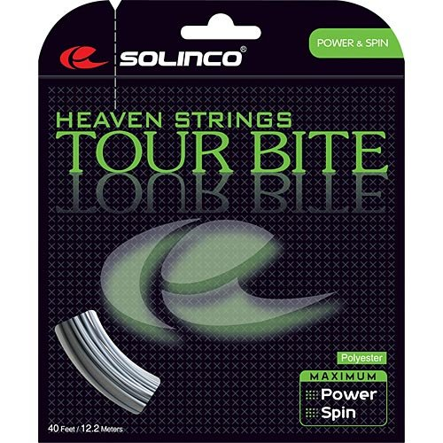 Solinco Tour Bite Tennis String Set - 16L - 1.25mm