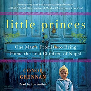 Little Princes Audiobook