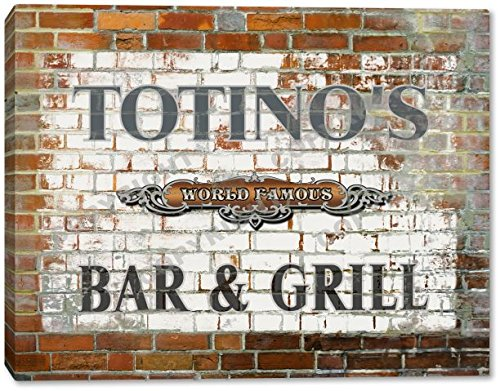 totinos-world-famous-bar-grill-brick-wall-canvas-print-16-x-20