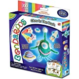 Glow in the Dark Bendaroos - 300 Piece Set