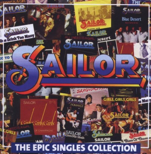 Sailor - The Epic Singles Collection - Zortam Music