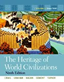 img - for The Heritage of World Civilizations: Volume 2 (9th Edition) book / textbook / text book