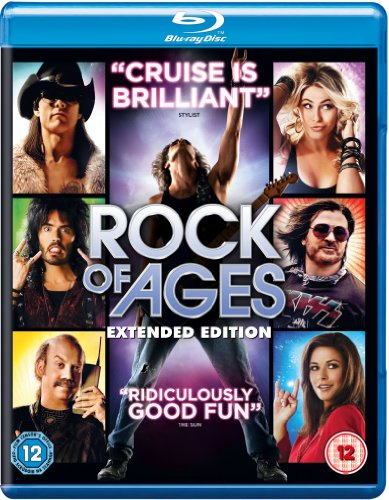 Rock of Ages [Blu-ray] [Region Free] [UK Import]