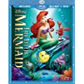 The Little Mermaid: Diamond Edition [Blu-ray + DVD] (Bilingual)