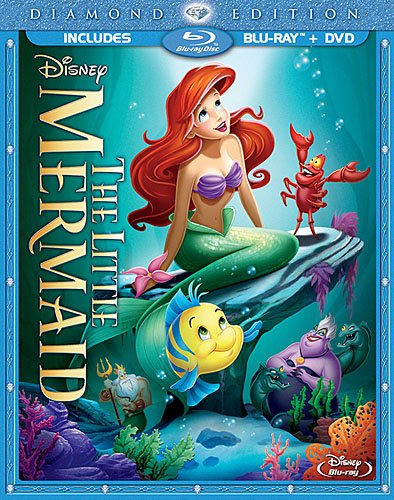��������� / The Little Mermaid (1989) BDRip 720p �� HQ-ViDEO