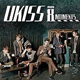 U-Kiss 8th ミニアルバム - Moments (韓国版)(韓国盤)