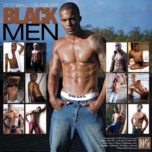 Black Men 2011 Calendar (Village Lighthouse Inc)