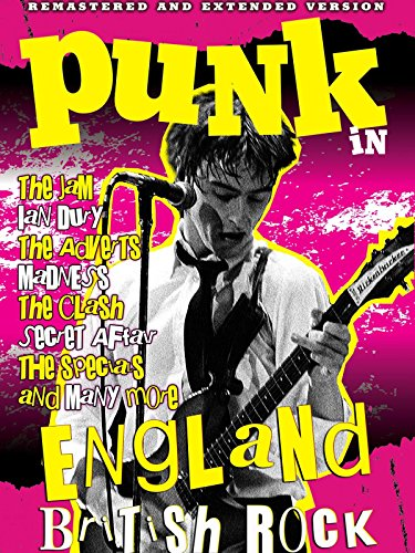 Punk in England: British Rock