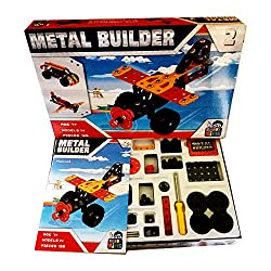 Kids Mandi Smart Kids Metal Builder Model Block Game Set - 2nd Edition