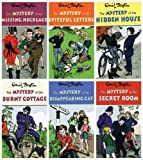 Enid Blyton Enid Blyton - Mystery Series Books: 6 books (The Mystery of: the Burnt Cottage / Disappearing Cat / Secret Room / Spiteful Letters / Missing Necklace / Hidden House £35.97)