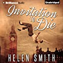 Invitation to Die: An Emily Castles Mystery, Book 1 (       UNABRIDGED) by Helen Smith Narrated by Alison Larkin