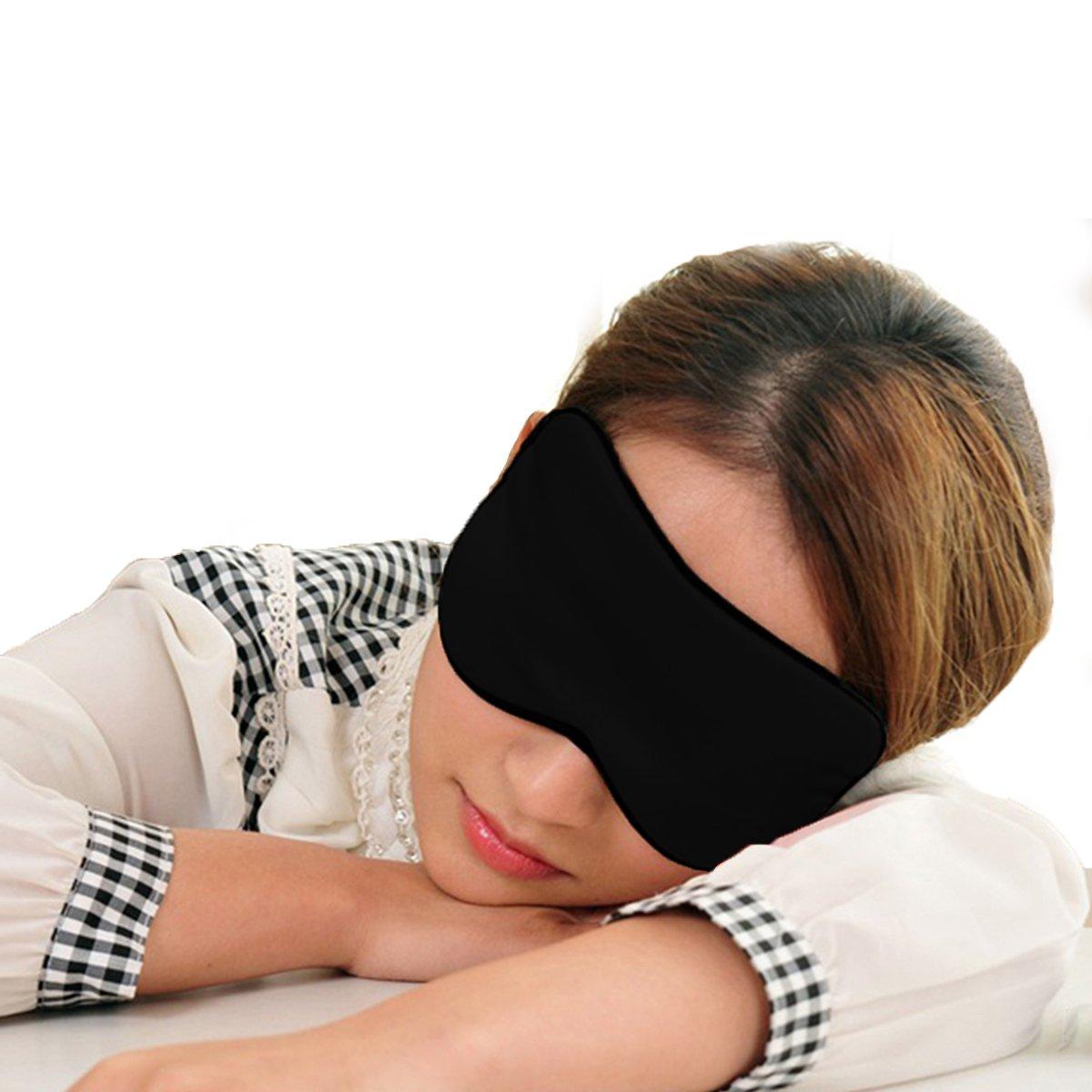 PROTAGE 天使の シルク アイマスク 天然シルクの究極の肌触り 睡眠 の 質 を 高める 快眠 グッズ 旅行 昼寝 に オススメ