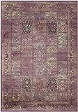 Safavieh VTG127-880-6 Vintage Rug, Purple