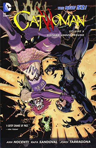 Catwoman Volume 4 TP (The New 52)