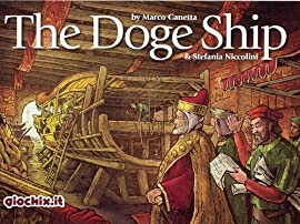 The Doge Ship Board Game [Game]