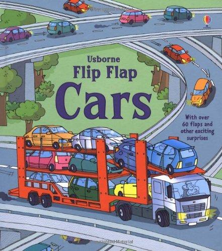Cars (Usborne Flip Flaps)