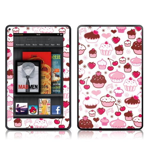 DecalGirl Kindle Fire Skin - Sweet Shoppe