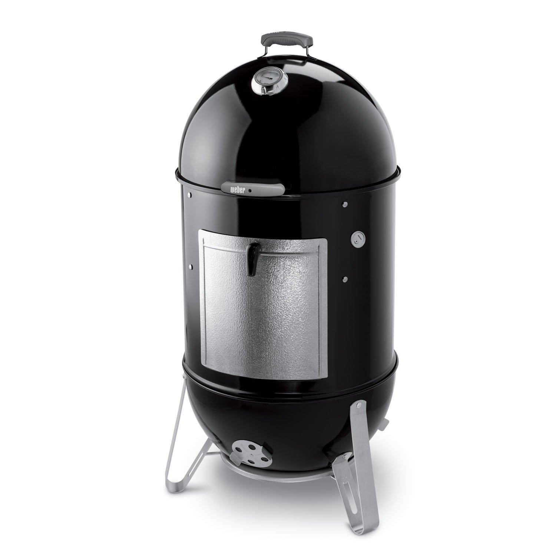 WEBER Smokey Mountain Cooker GRILL 47CM SCHWARZ jetzt kaufen