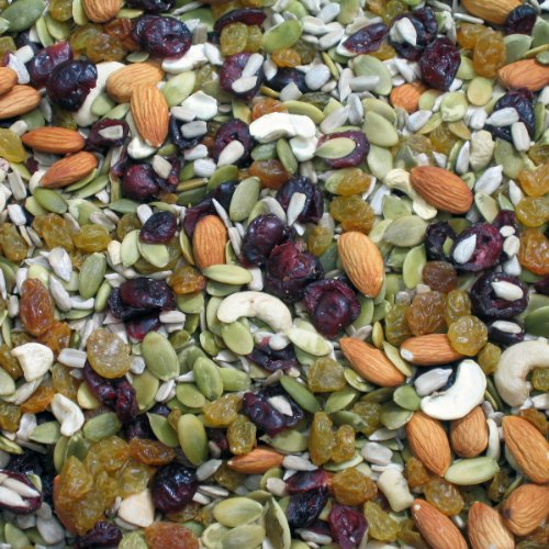 Cranberry Trail Mix - 5 lb. Bulk Tub by Treasured Harvest