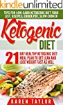 Ketogenic Diet: 21-Day Healthy Ketoge...