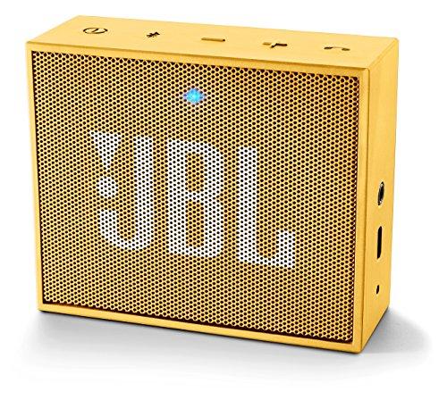 JBL GO Enceinte Portable - Jaune