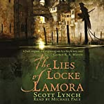 The Lies of Locke Lamora (       UNABRIDGED) by Scott Lynch Narrated by Michael Page