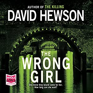 The Wrong Girl Hörbuch
