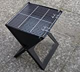 MQ BBQ Barbeque Klappgrill Notebook Grill Campinggrill Neues Modell 2012