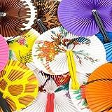 Folding Fan Assortment (4 dz)