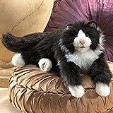Folkmanis Tuxedo Cat Hand Puppet