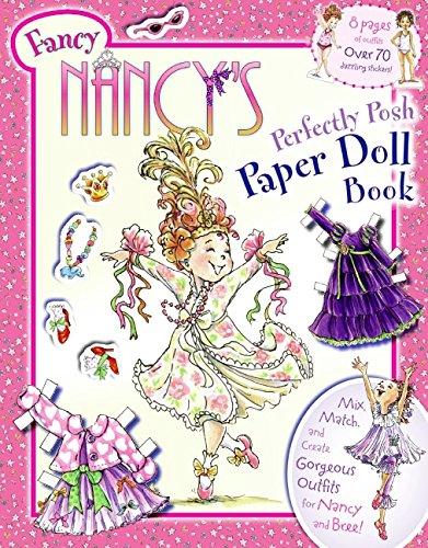 Fancy-Nancys-Perfectly-Posh-Paper-Doll-Book