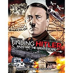 Finding Hitler: Nazis and the Great Escape 2 DVD Set