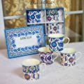 Iznik Collection Bone China Mug Set