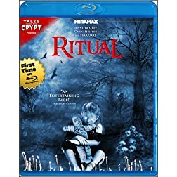 Ritual: Tales From the Crypt [Blu-ray]