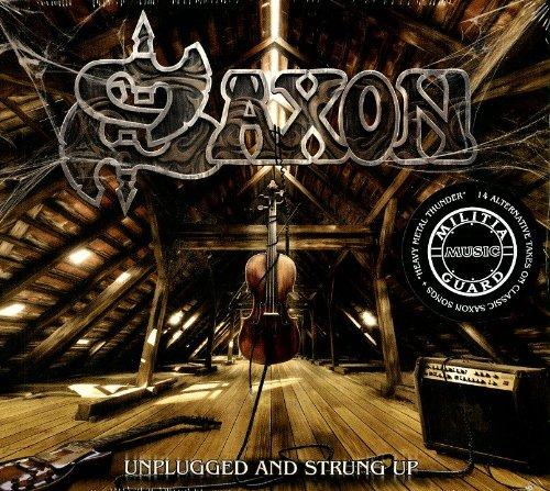 Saxon - Unplugged And Strung Up - Zortam Music