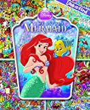 Look and Find Disney The Little Mermaid